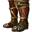 Inventory Feet Hunt Chase Dino Feet.png