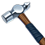 Crafting Tool Weaponsmithing Crosspeinhammer Mithral.png