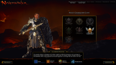 Character - Official Neverwinter Wiki