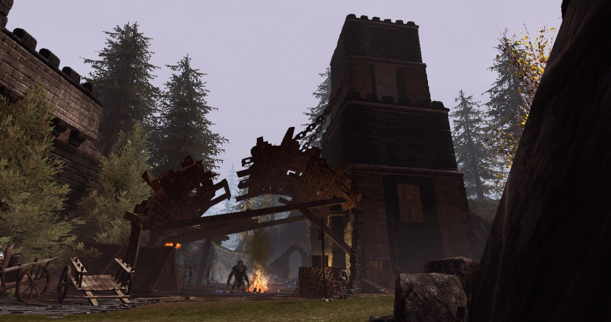 Cragmire Crypts - Official Neverwinter Wiki