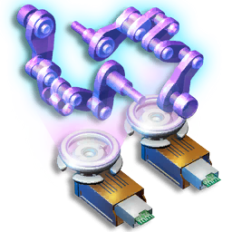 Holographic Crankshaft