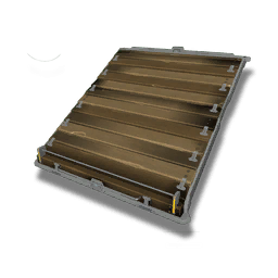 Wooden Roof Panel