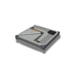 Small Metal Panel