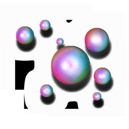 Bubble Cluster