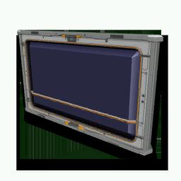 Metal Window Panel