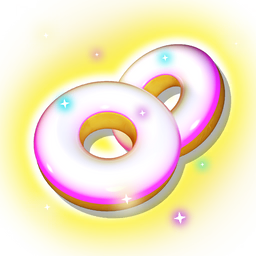 Honey Doughnut