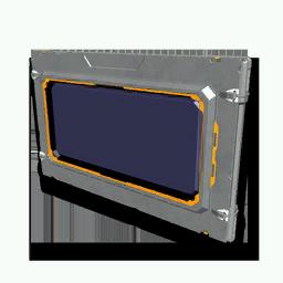 Concrete Window Panel