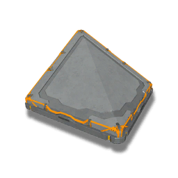 Concrete Roof Corner