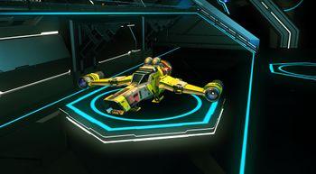 Hayam's Airborne Star-Sailor