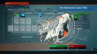 The Nedairaiar-Zaba T300