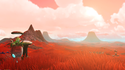 I wish some lush planets are like this - steppes with nary a tree anywhere.