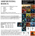 Ship Hunting Basics
