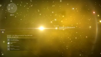 HUB1-1D1 Renaissance Star