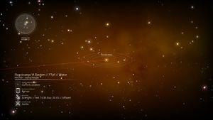 Uojing Nebula