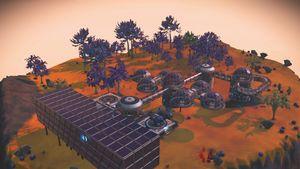 Taquart Main Base