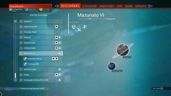 Mazunato VI