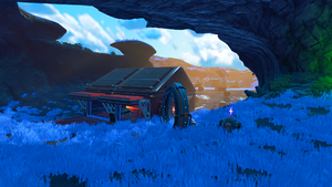 GenBra Euclid Core Base (Frozen Moon)