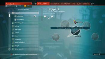 Orgiye IX