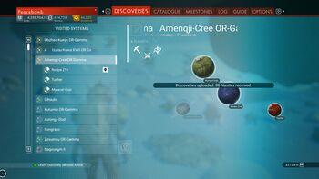 Amenqji-Cree OR-Gamma