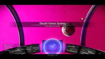 Okushi-Yamon