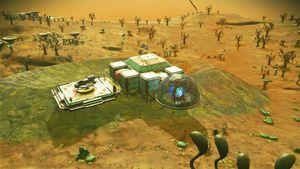 HUB6-193 Drigg Portal Shelter