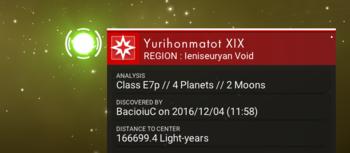 Yurihonmatot XIX