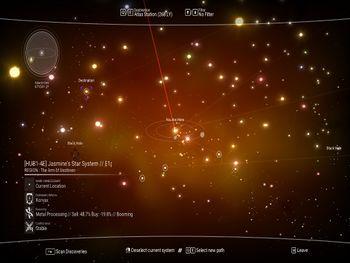 HUB 1-4E Jasmine's Star System