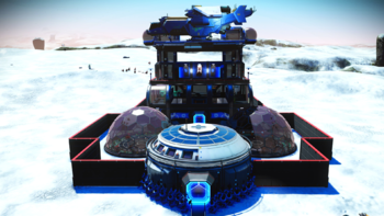 Galactic Hub Embassy Nesdorinux