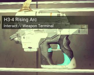 H3-4 Rising Arc