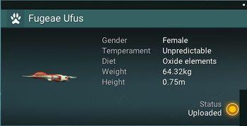 Fugeae Ufus