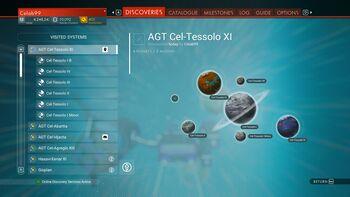 AGT Cel-Tessolo XI
