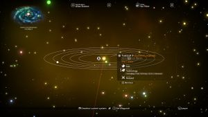 Bistar Nebula