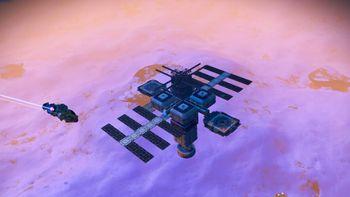 Hiverfell Sub-Orbital Station