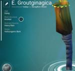 E. Groutginagica (Cave)