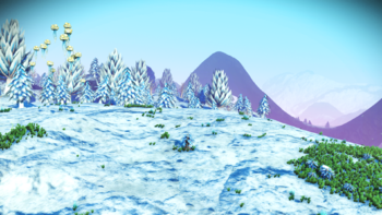Blizzard Forests (cold, no fauna)