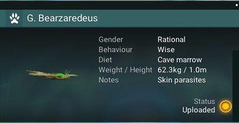 G. Bearzaredeus