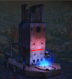 Submerged Ruins