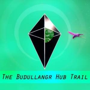 The Budullangr Hub Trail