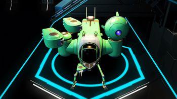 Midor Sentinel IX