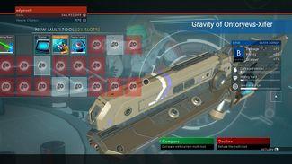 Gravity of Ontoryevs-Xifer