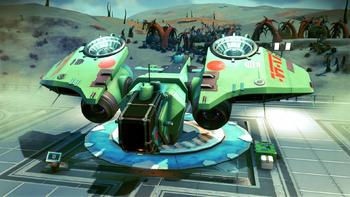 Tawakita's Transporter