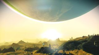 Doraias - Hanging planet (sunrise).jpg
