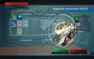 Resplandor Inconsciente TN2-47E