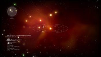 ESS-K-1F0 Southern Star