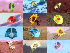 Sporeflies