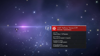 AGT Yellow Stone CTF