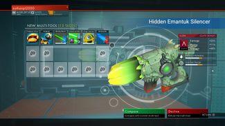 Hidden Emantuk Silencer (NEXT)