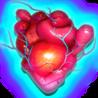 Pulsing Heart