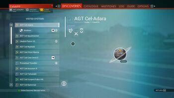 AGT Cel-Adara
