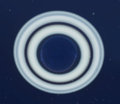 In game crashed cam footage of the Moon Ring.